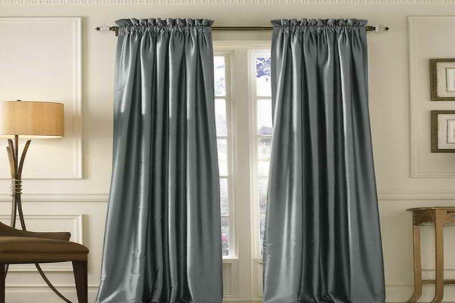 pleated drapes 01